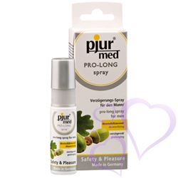 Pjur, Med Pro-Long Spray / E22485.jpg