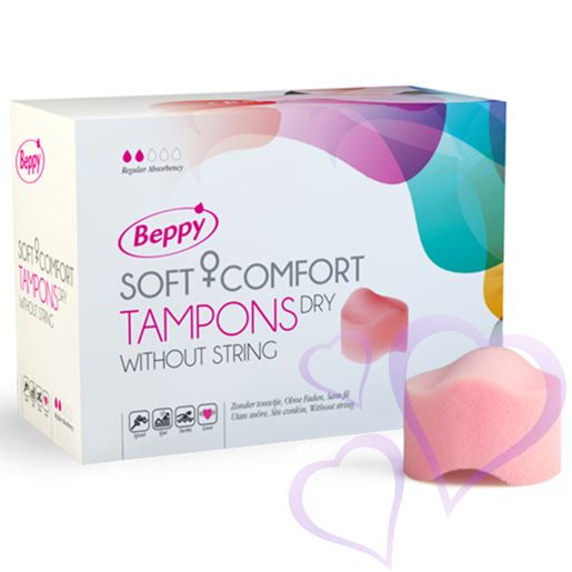 Beppy – Classic Dry Tampons 8 kpl / E23604.jpg
