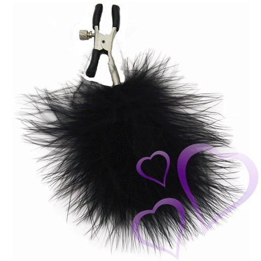 S&M – Feathered Nipple Clamps / E23822.jpg