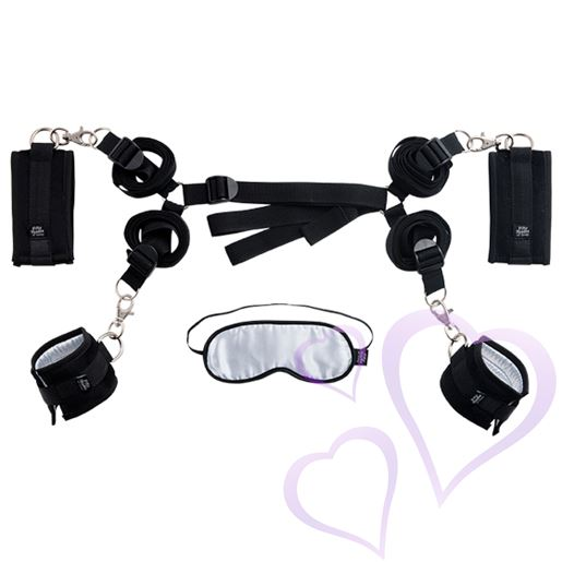 50 Shades of Grey – Under The Bed Restraints Kit / E24218.jpg