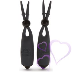Fifty Shades Of Grey - Vibrating Nipple Clamps / E26465.jpg