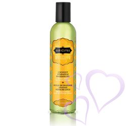 Kama Sutra - Naturals Massage Oil, Coconut Pineapple / E26912.jpg