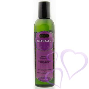 Kama Sutra - Naturals Massage Oil, Island Passion Berry / E26933.jpg