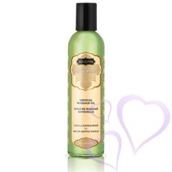 Kama Sutra - Naturals Massage Oil, Vanilla Sandalwood / E26935.jpg