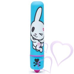 Tokidoki - Mini Bullet Vibrator, Blue Honey Bunny / E27689.jpg