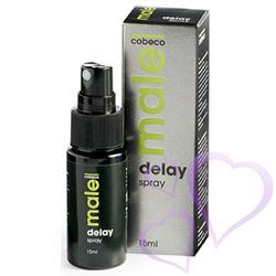 Male - Delay Spray, 15 ml