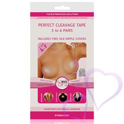 Bye Bra - Perfect Cleavage Tape, A-F, Nude, 3-6 Paria / E29175.jpg