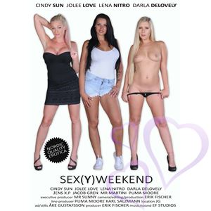 SEX(Y)WEEKEND-elokuva (DVD) / HK-1681.jpg